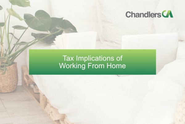 Tax Implications of Working From Home