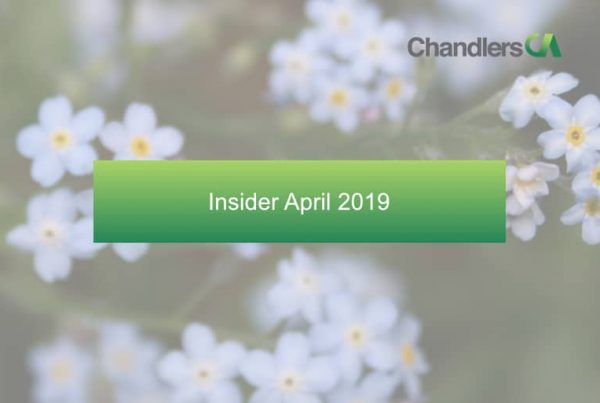 Tax Insider Guide: April 2019