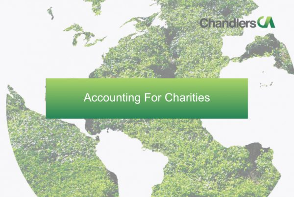 Accounting for charities