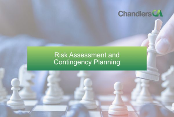 Risk assessment and contingency planning
