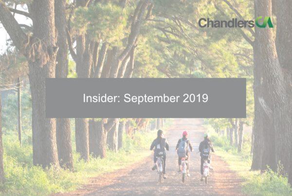 Insider : September 2019