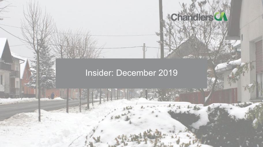 Chandlers CA Insider: December 2019