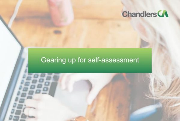 Gearing up for self-assessment