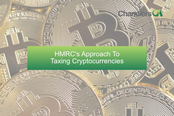 HMRC's approach to taxing cryptocurrencies