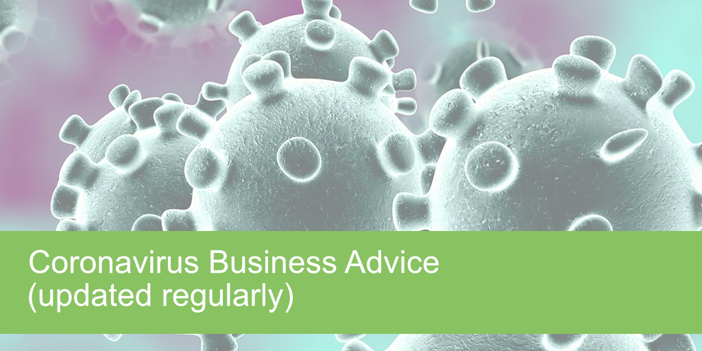 Coronavirus Business Advice