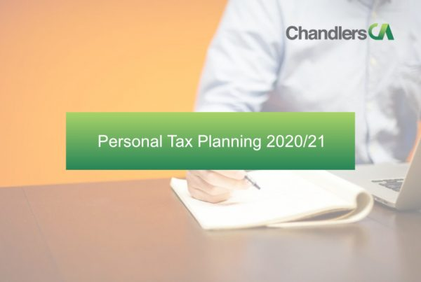 Personal tax planning 2020/21