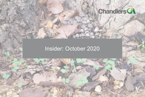 Insider: October 2020