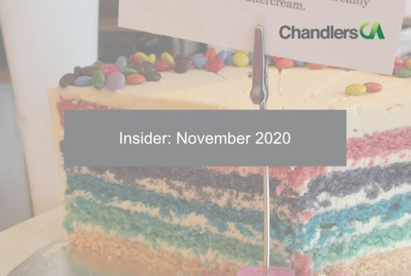 Chandlers CA - Insider: November 2020