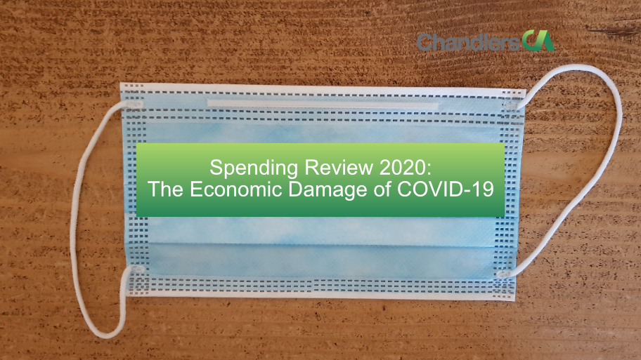 Spending Review 2020: The economic damage of COVID-19
