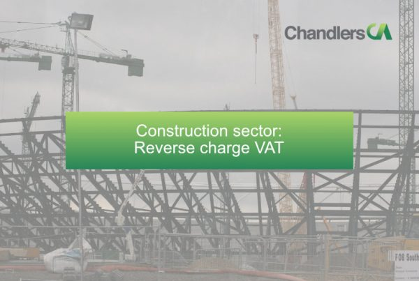 Chandlers CA - Construction sector: Reverse charge VAT