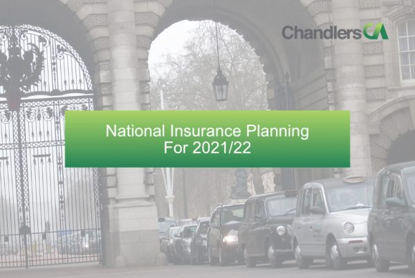 National Insurance Planning for 2021/22
