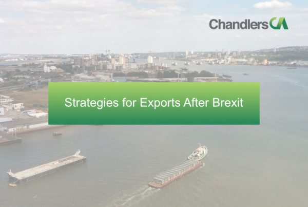 Chandlers CA - Strategies for exports after Brexit