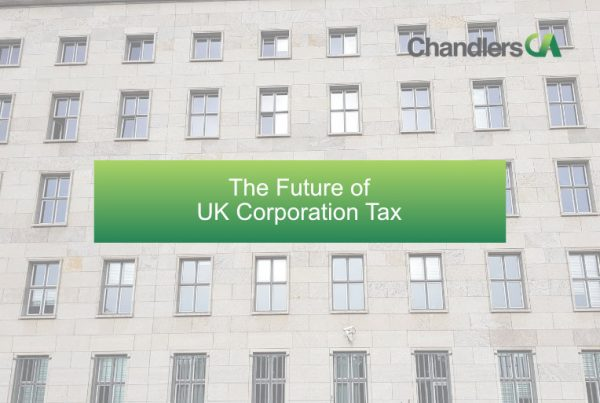 The Future of UK Corporation Tax