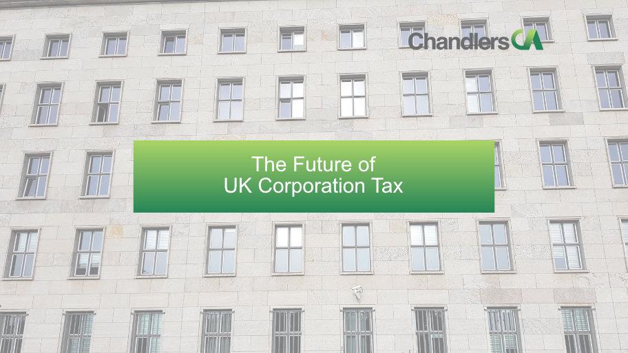 The Future of UK Corporation Tax