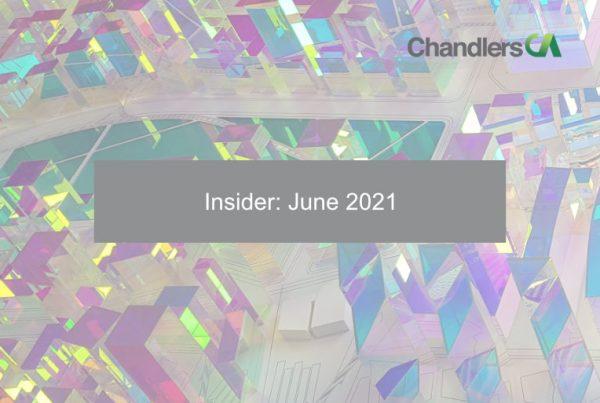 Chandlers CA - Insider June 2021
