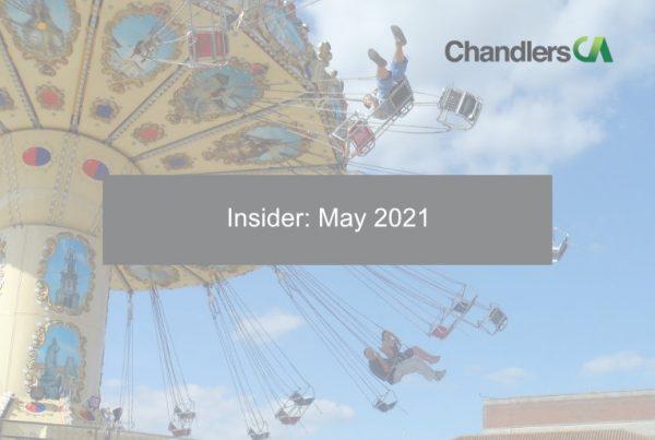 Insider: May 2021