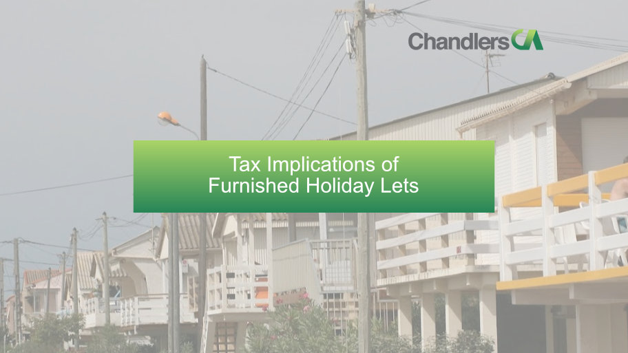 Tax Implications of Furnished Holiday Lets