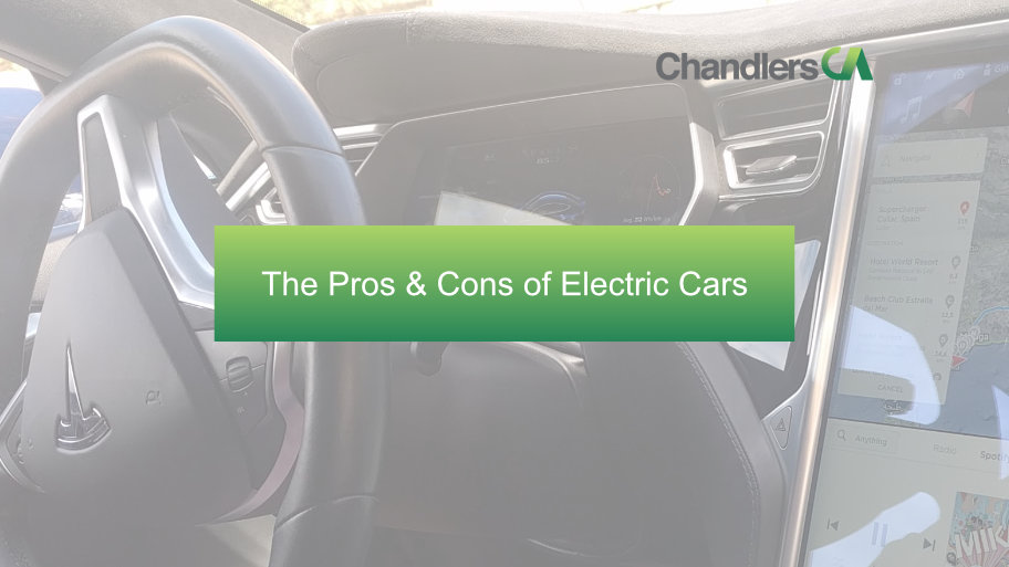 The Pros and Cons of Electric Cars