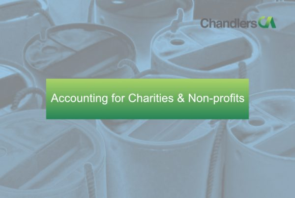 Chandlers CA - Accounting for charities & non-profits