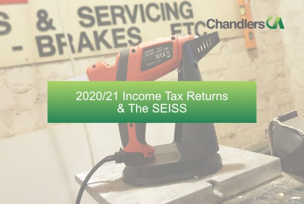 2020/21 Income Tax Returns & The SEISS